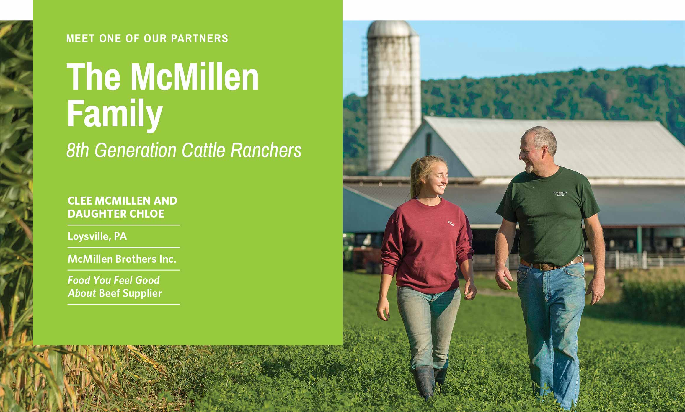 The McMillen Family