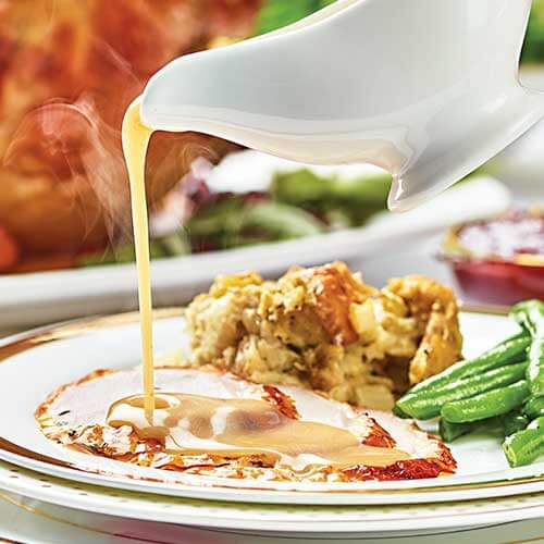 Home-Style Gravy for Turkey