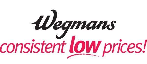 Logo for Wegmans Consistent Low Prices