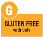 Gluten Free with Oats