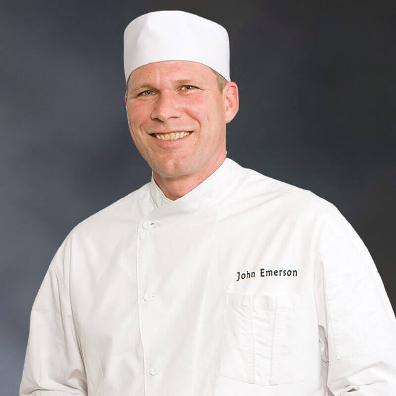 sushi chef John Emerson