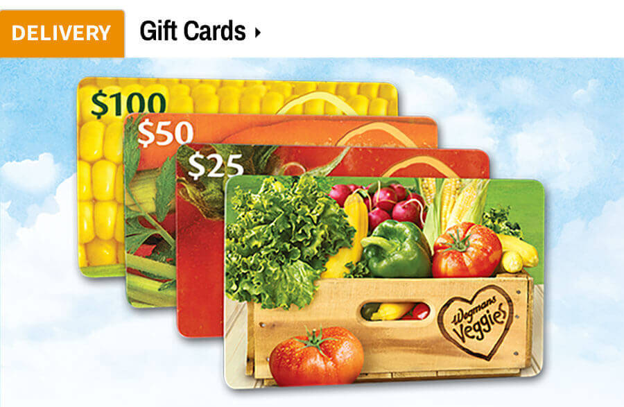 delivery gift cards