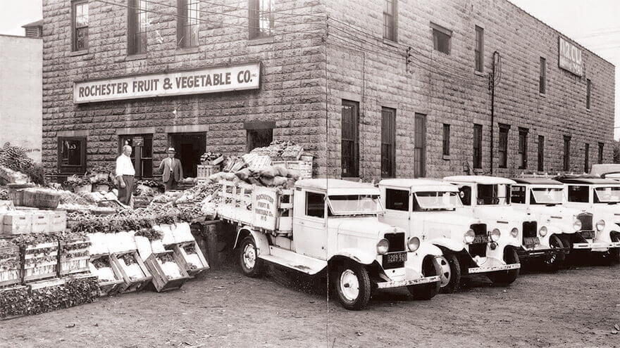 Rochester Fruit and Vegetable Company
