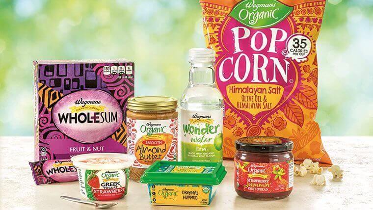 Wegmans brand products