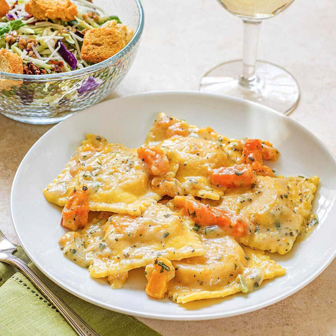 view our frozen meals