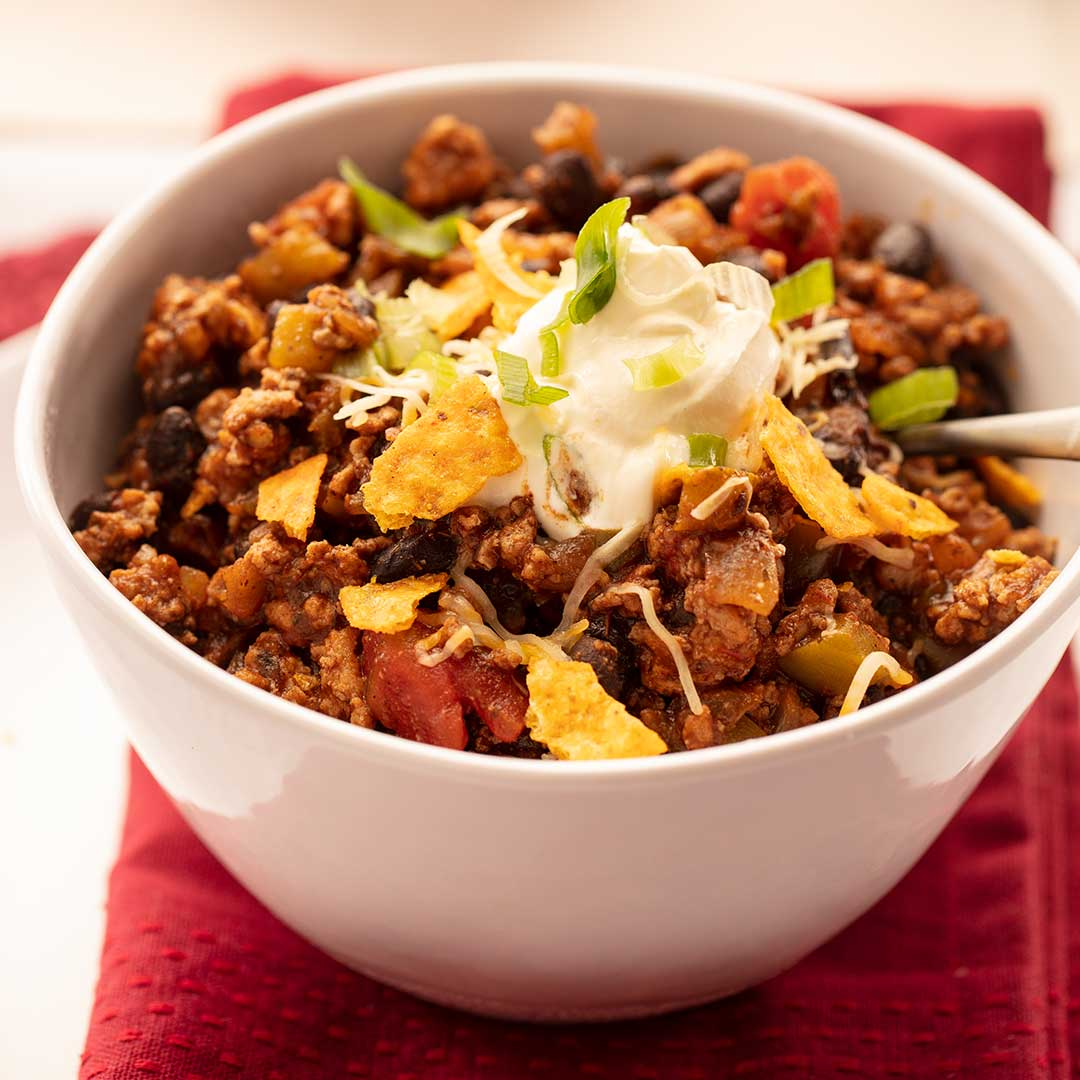 Turkey Chili Meal