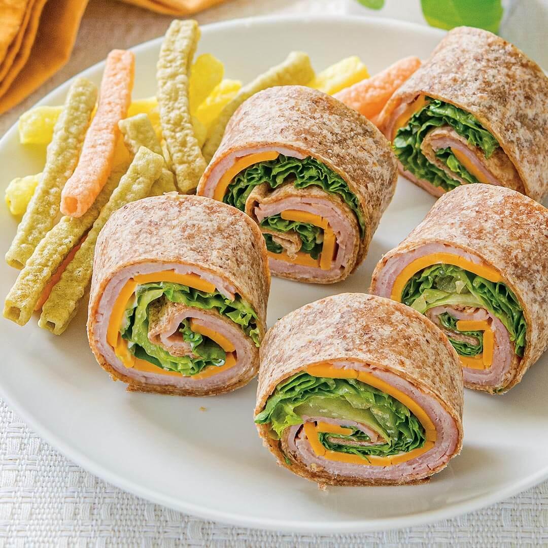Ham Roll-Up