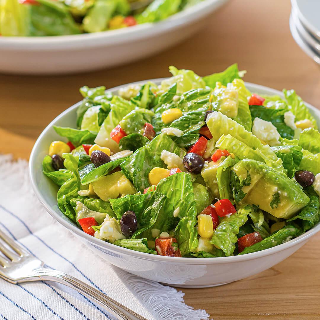 El Jefe Salad