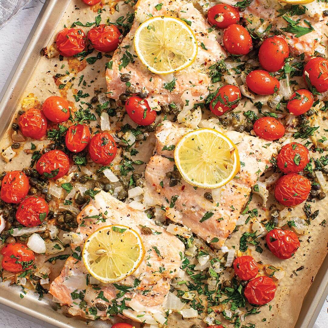 Fall 2021 Seafood Recipes by Ingredient