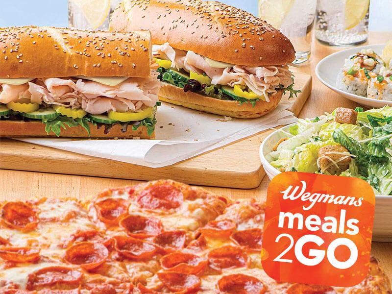 Wegmans Meals 2GO