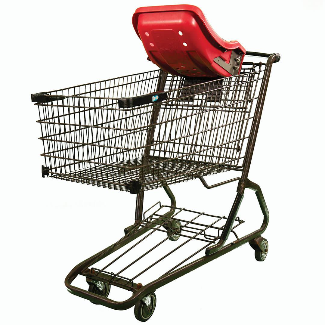 Car Seat Cart