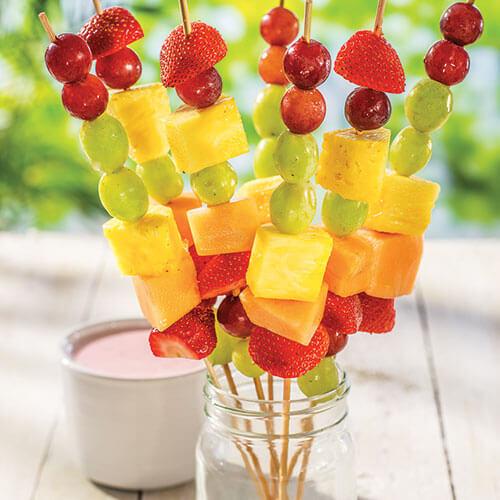 Fruit Kabobs Dip