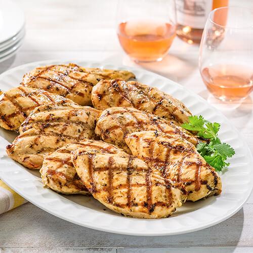 Grilled Cilantro Chicken